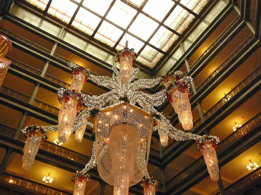 Brown Palace Lobby