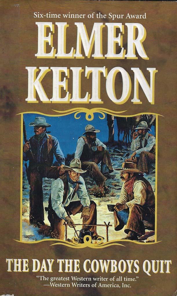 Elmer Kelton Cowboys